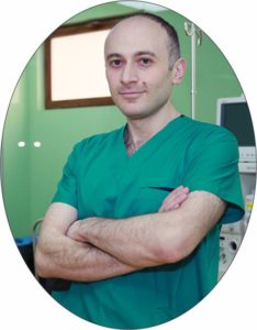 ARAM XACHATRYAN Vascular surgeon